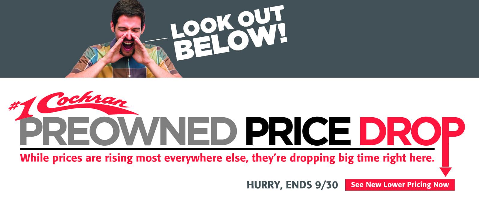 Sep 2021 Preowned Price Drop CS Slide_1600x686