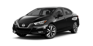 2021 Nissan Versa SR