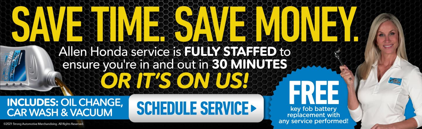Save Time. Save Money. Schedule Service Now.