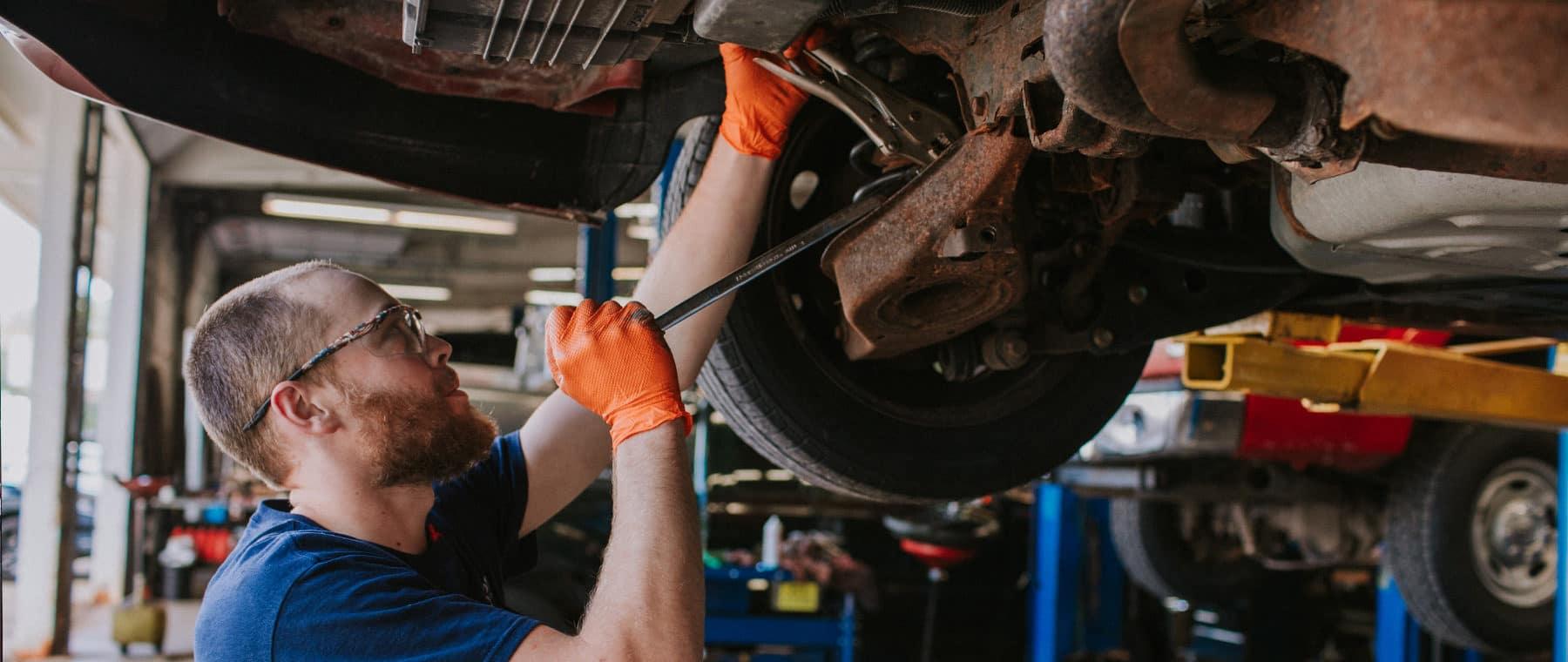 Grappone Mazda Service Tech