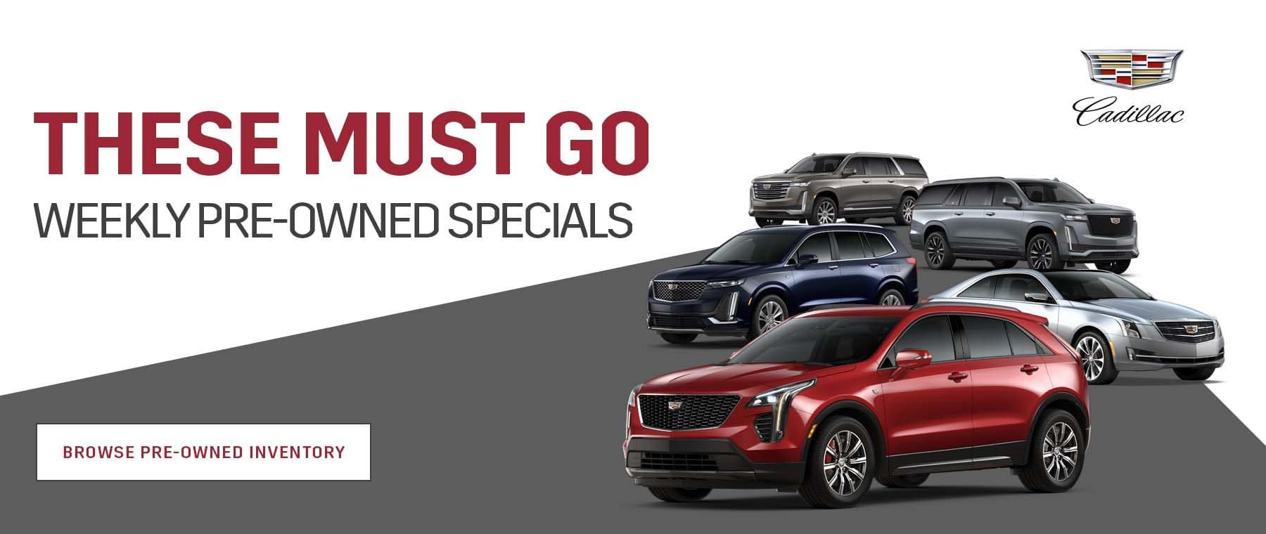 pre owned specials