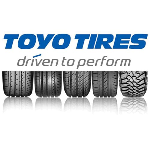 TOYO TIRES Offer