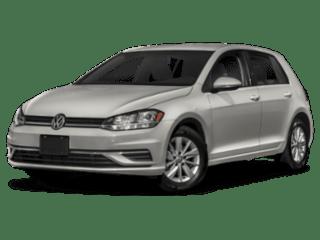 3 2019 VW Golf