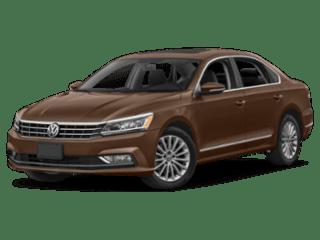 3 2019 VW Passat