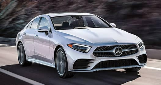 4 CLS Coupe