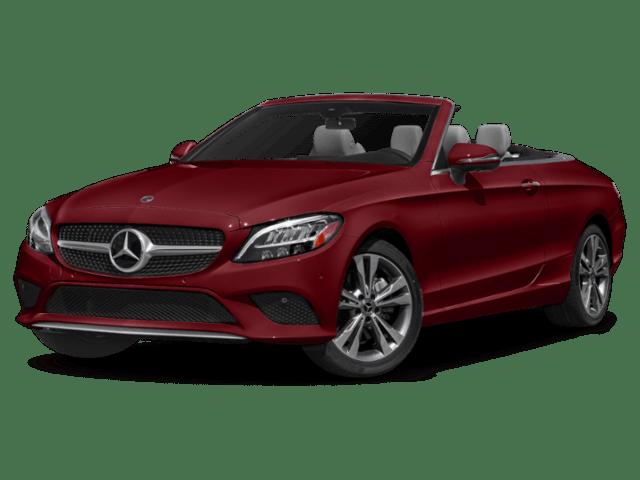 2021 Mercedes-Benz C-Class Cabriolet