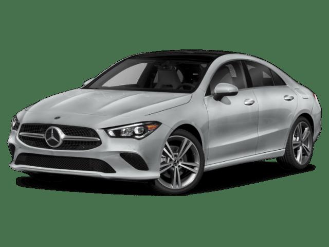 2021 Mercedes-Benz CLA Coupe