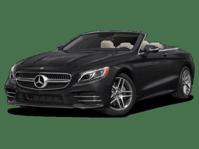 2021 Mercedes-Benz S-Class Cabriolet