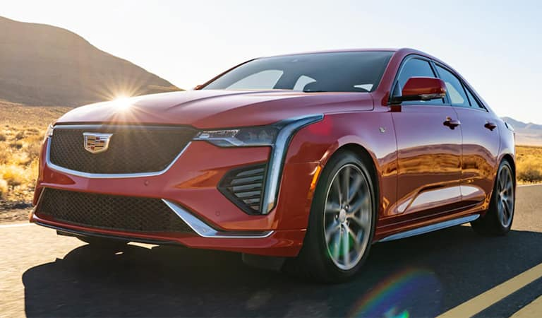 New 2021 Cadillac CT4 Norfolk VA