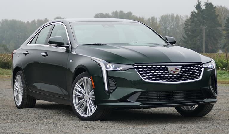 New Cadillac CT4