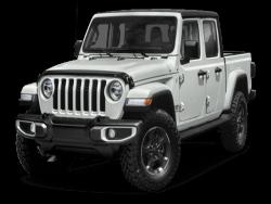 jeep gladiator angled